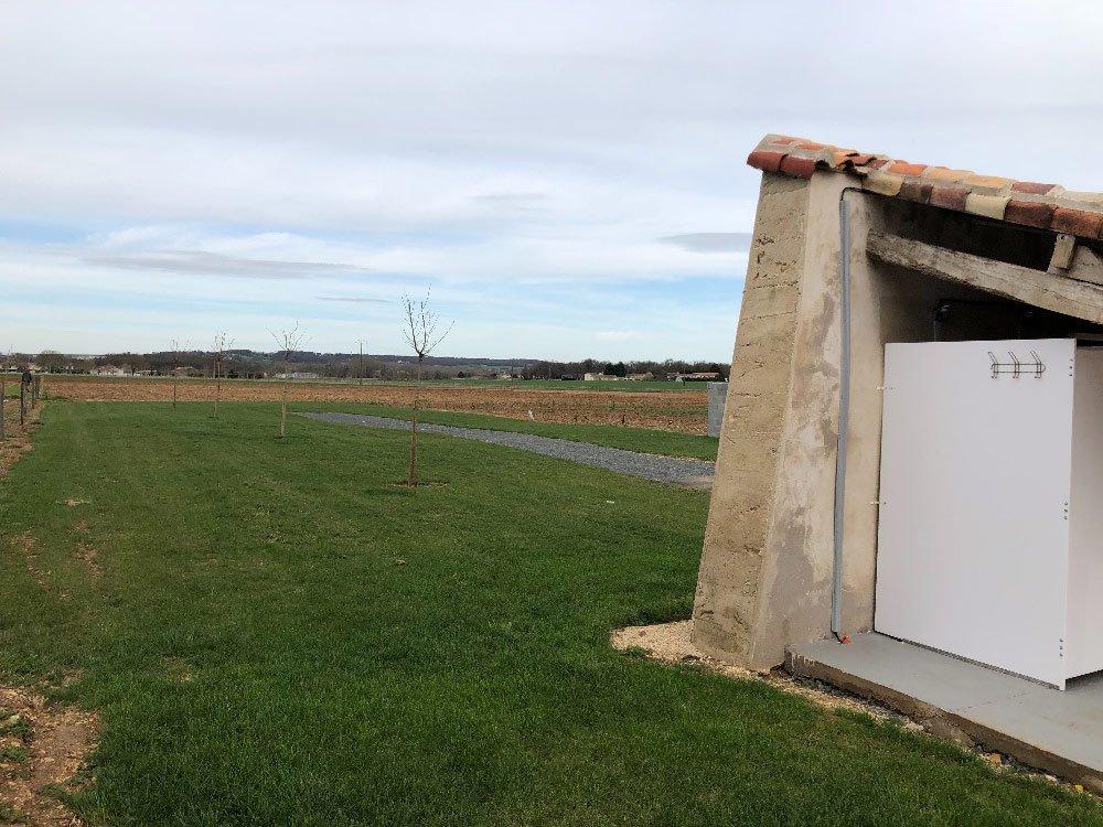 Aire camping-car à Vendeuvre-du-Poitou (86380) - Photo 1